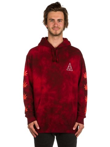 HUF 420 Overdyed Plantlife Hoodie