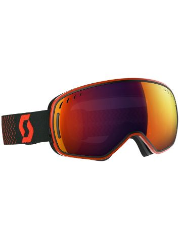 Scott LCG Orange/Black (+Bonus Lens) Goggle