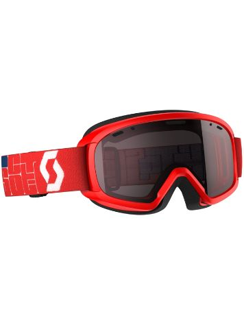 Scott Witty Red Youth Goggle