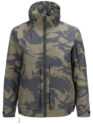 Peak Performance Squad Camo Jacke