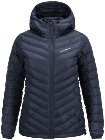Peak Performance Frost Down Hooded Chaqueta