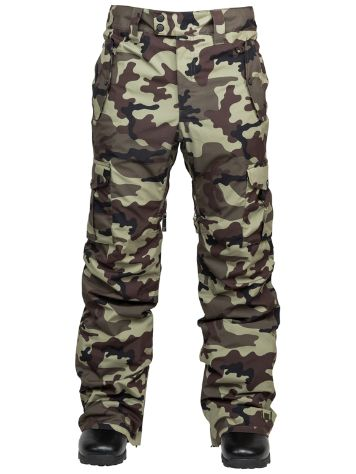 L1 Regular Fit Cargo Pants