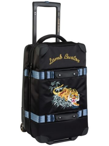 Burton L.A.M.B. Wheelie Flight Deck Reisetasche
