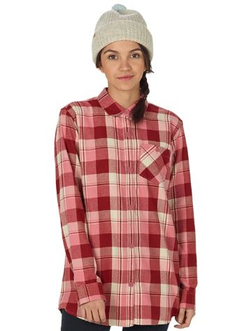 Burton Grace Tech Flannel Camisa