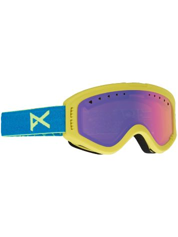Anon Tracker Blue Youth Goggle