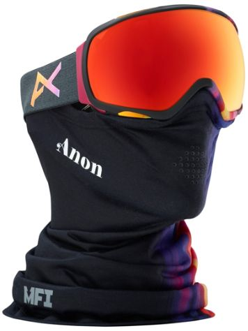 Anon Tempest MFI Aura Black (+Facemask) Goggle jongens