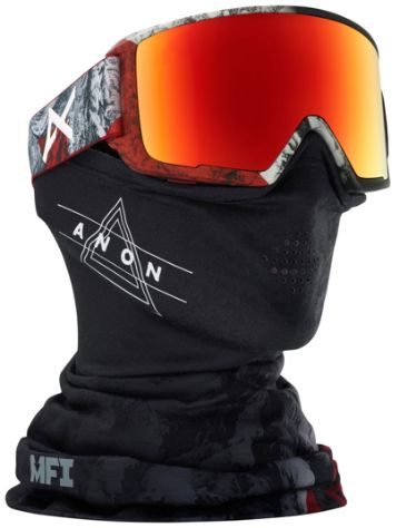 Anon M3 MFI Red Planet (+Facemask) Goggle
