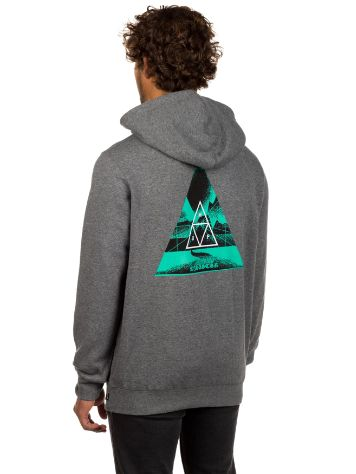 HUF Dimensions Triangle Hoodie