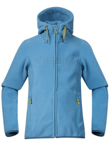 Bergans Bryggen Fleece Jacket Girls