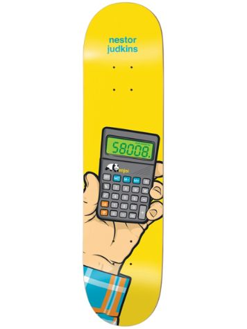 "Enjoi Instant Messages Impact Li 8.25"" Judkins Dec"