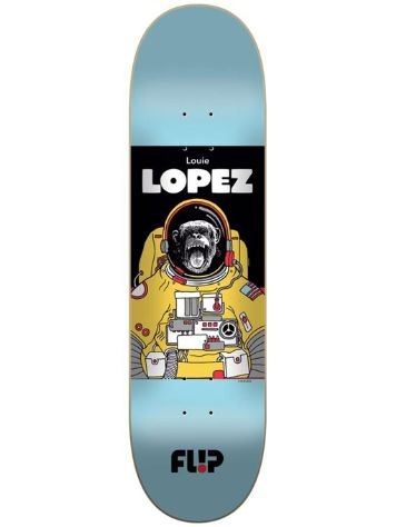 "Flip Lopez Space Monkey 8.25"" Skateboard Deck"