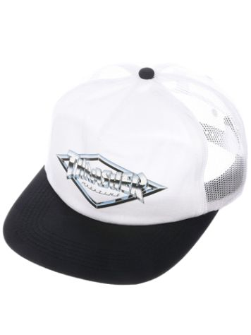 Thrasher Diamond Emblem Trucker Gorra