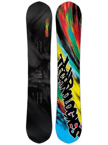 Lib Tech Hot Knife C3 156W 2018 Snowboard
