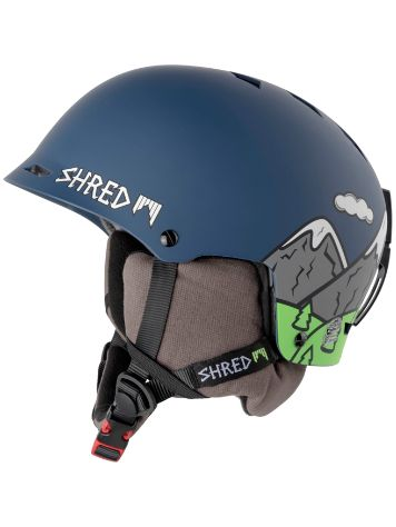 Shred Half Brain D-Lux Casco