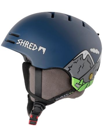 Shred Slam-Cap NOSHOCK Casco