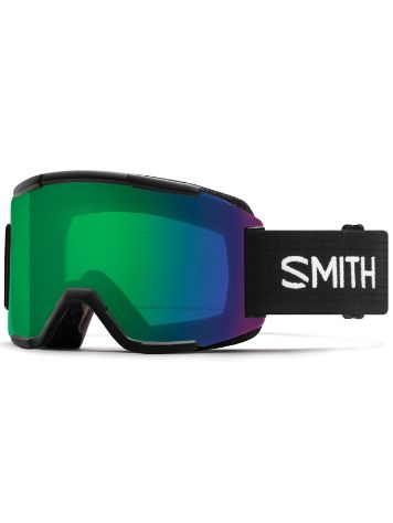 Smith Squad Black (+Bonus Lens)