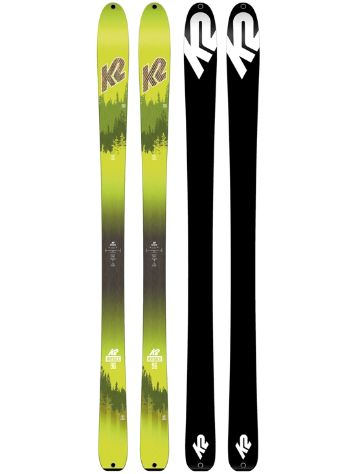 K2 Wayback 96mm 184 2018 Tourenski