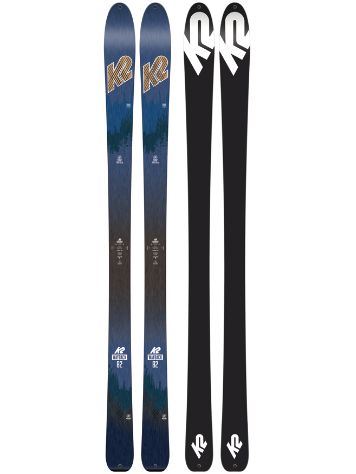 K2 Wayback 82mm Ecore 174 2018 Tourenski