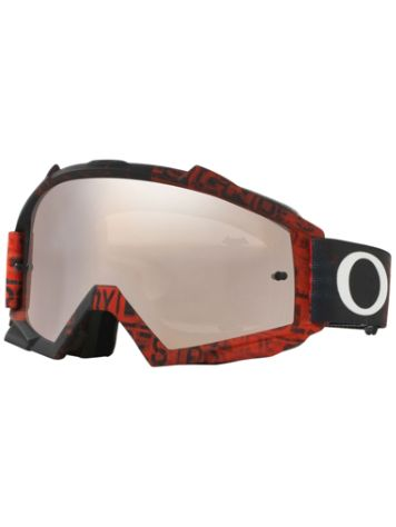 Oakley Proven Mx Distress Tagline Red/Black