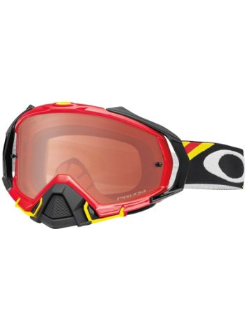 Oakley Mayhem Pro Mx Heritage Racer Red