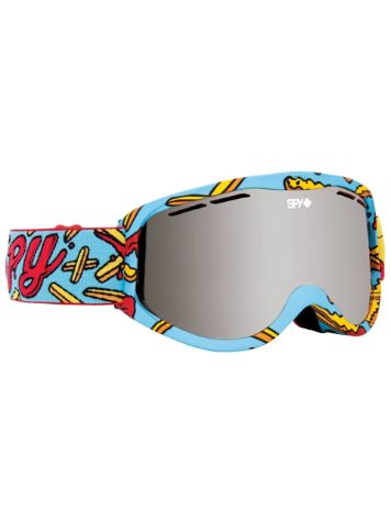 Spy Cadet Pizza V. French Fry Youth Goggle jongens