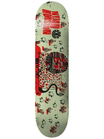 "Element Nyjah Spirit 8"" Skateboard Deck"