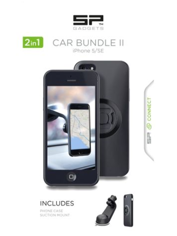 SP Gadgets Sp Connect Car Bundle Ii 5/Se