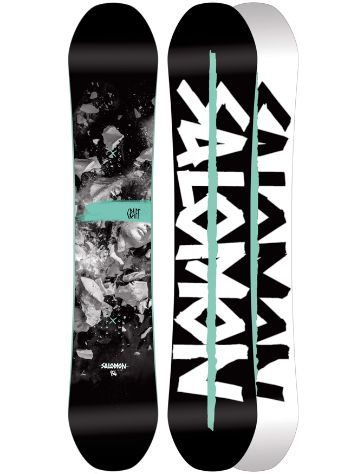 Salomon Craft 160 2018 Snowboard