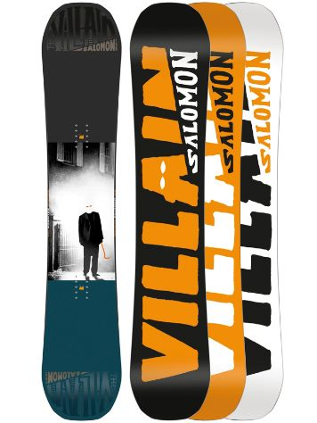 Salomon The Villain 150 2018 Snowboard