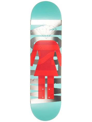 Girl One Off Wilson 8.125'' Deck