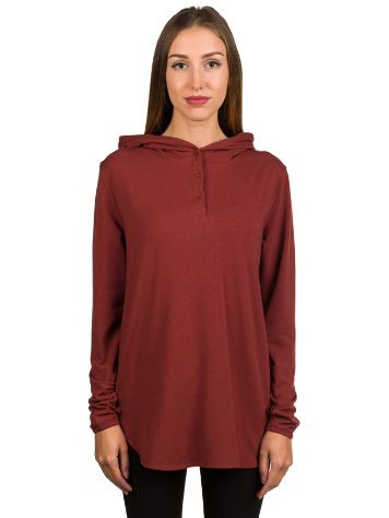 Bleed Super Active Hooded T-Shirt LS