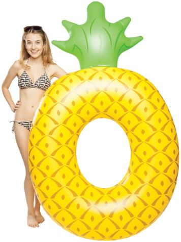 Big Mouth Toys Pool Float Giant Pineapple