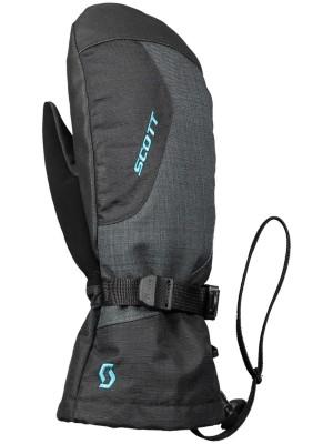 Scott Ultimate Premium Gore-Tex Mittens Boys black / marina blue Gr. L