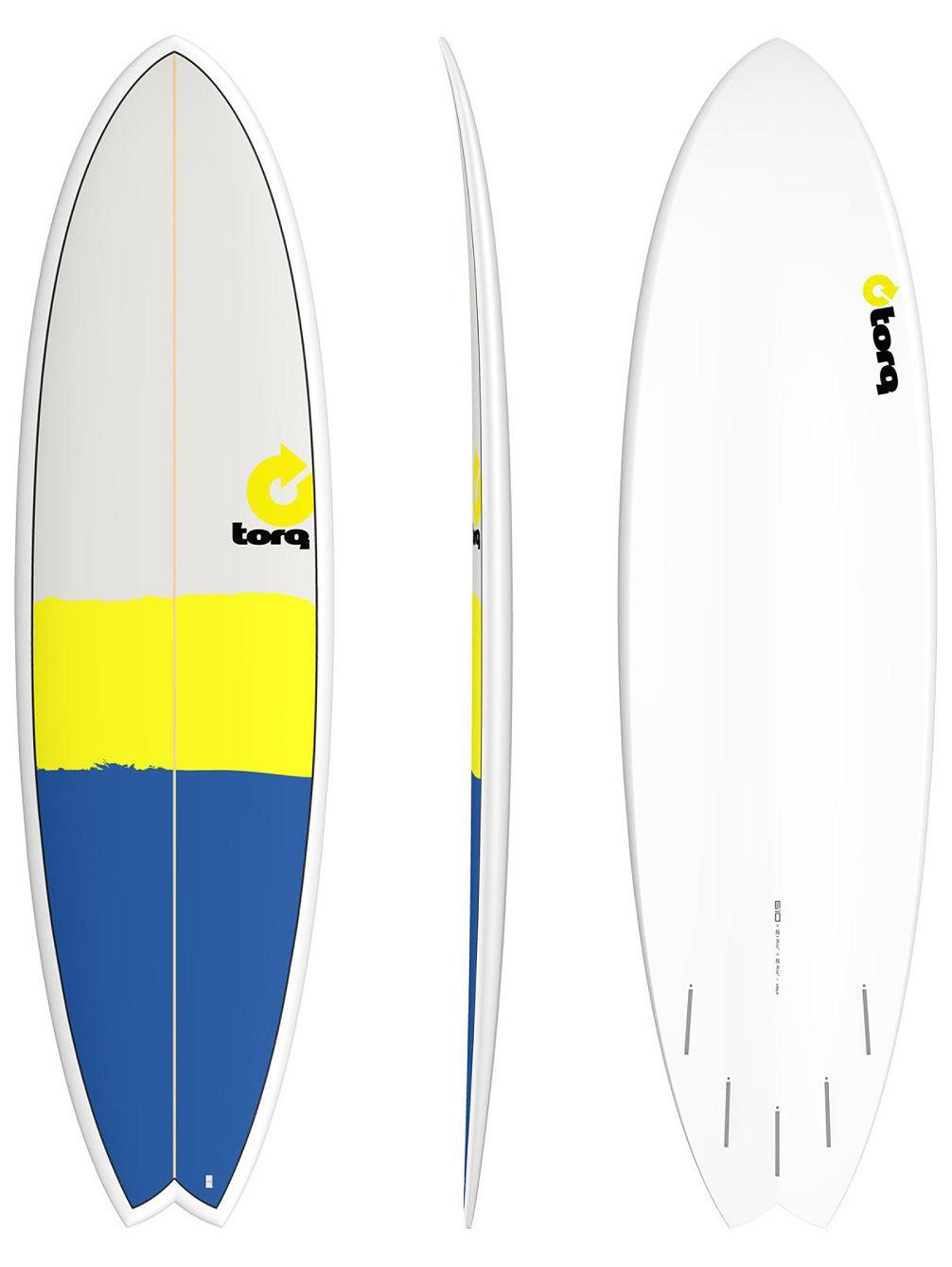 Compra torq tet fish new classic tavola da surf - Misure tavole da surf ...