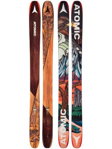 Atomic Backland Bent Chetler 185 2018 Ski