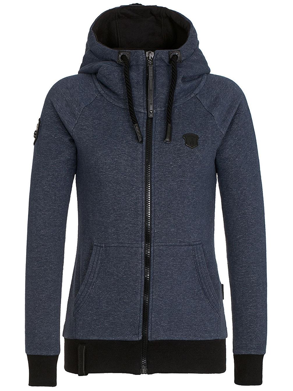buy naketano warrior princess ii zip hoodie online at blue. Black Bedroom Furniture Sets. Home Design Ideas