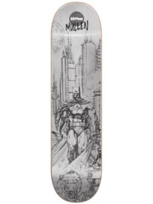 "Almost Batman Pencil Sketch R7 8.0"" Deck rodney mullen Gr. Uni"