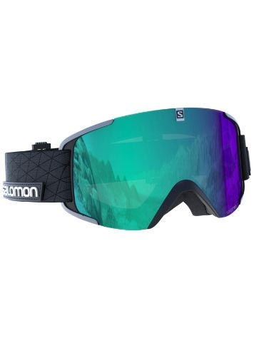 Salomon X View Photo Black Goggle