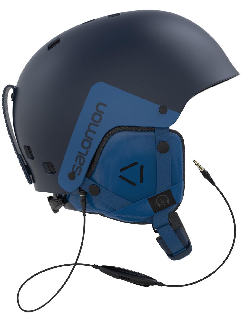 salomon brigade audio helm online kaufen bei blue. Black Bedroom Furniture Sets. Home Design Ideas