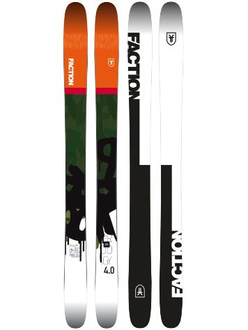 Faction Prodigy 4.0 186 2018 Ski