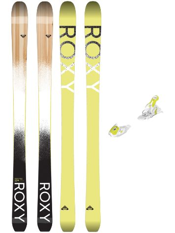 Roxy Dreamcatcher 85 158 + Lithium 10 2018 Freeski set