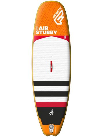 Fanatic Stubby Air 8.6x29.5 SUP Board