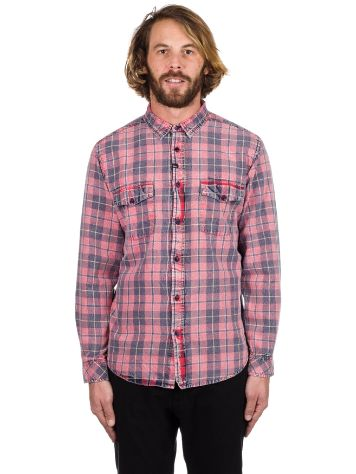 Imperial Motion Greenwich Flannel Camisa