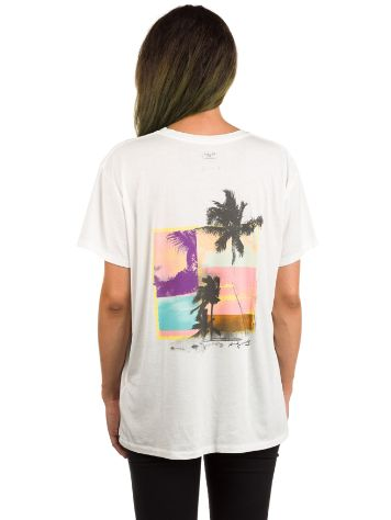 Billabong X Warholsurf Tropic Shore Camiseta