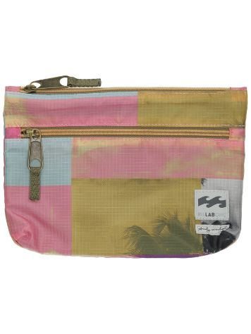 Billabong X Warholsurf Keepsake Pouch Cartera