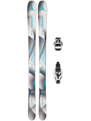 Atomic Vantage 85 W 149 + Warden11 90mm 2018 Conjunto freeski