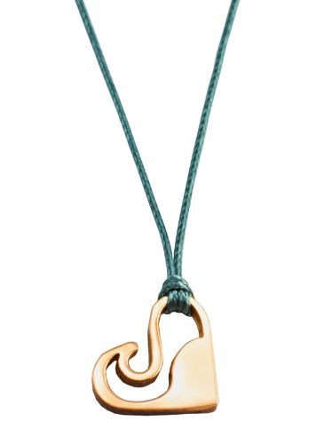 SilverSurf Love Wave S Necklace