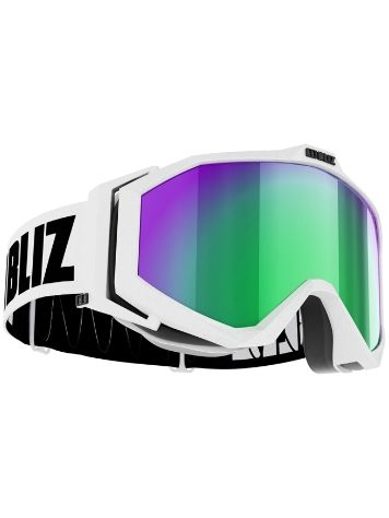 BLIZ PROTECTIVE SPORTS GEAR Edge White