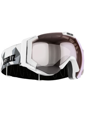 BLIZ PROTECTIVE SPORTS GEAR Carver Smallface White