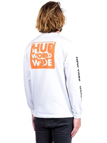 HUF International Block Camiseta
